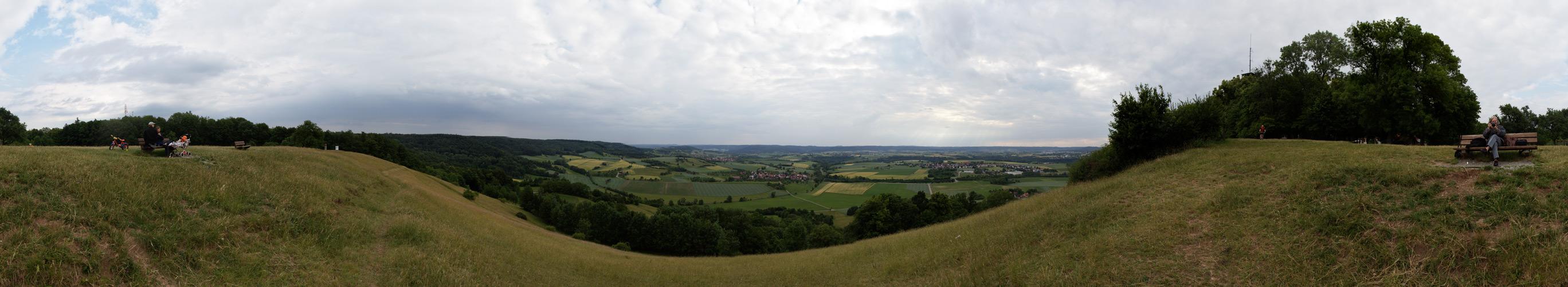 Einkorn Panorama