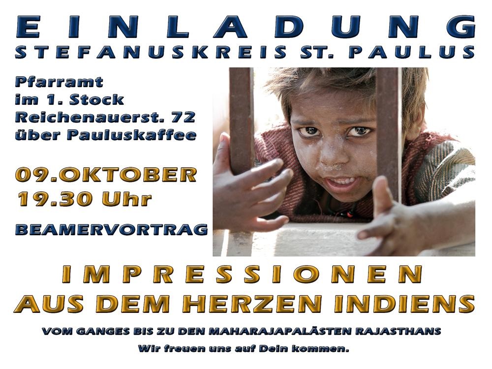 Einladung an alle aus Innsbruck und Umgebung
