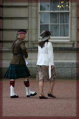 Einladung bei der Queen