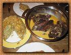 Einladung zum fränkischen Essen
