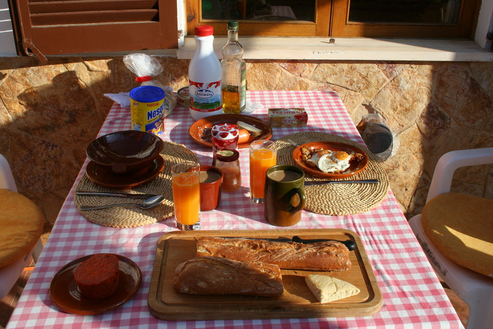 einladung zum frühstück: wann kommst du? foto & bild | stillleben, Einladung