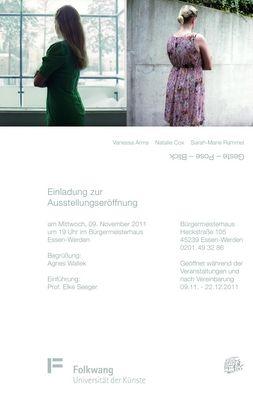 Einladung zur Ausstellungseröffnung!