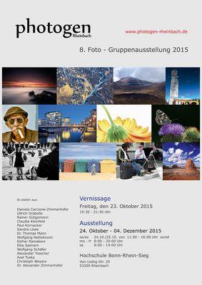 Einladung zur Fotoausstellung