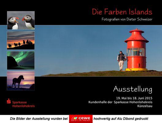 Einladung zur Island-Ausstellung