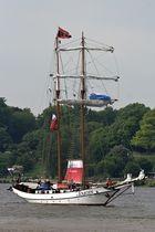 Einlaufparade Hafengeburtstag Hamburg 2009 - Foto 3