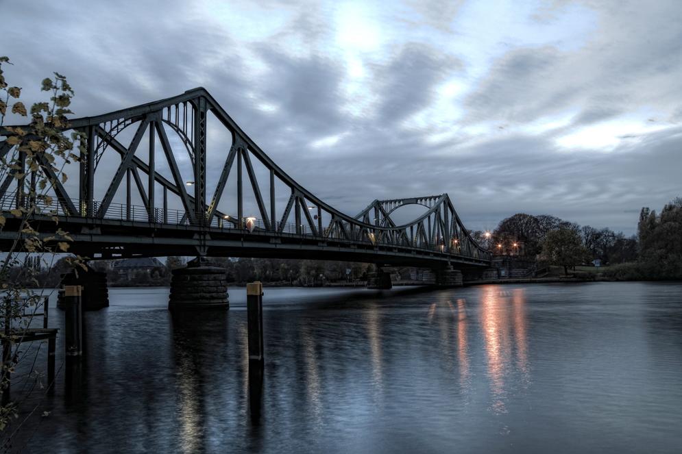 Einmal Brücke geht noch