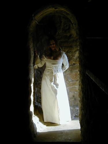 Einmal in einem Schloss.......