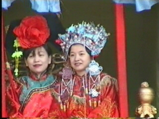 Einmal Kaiserin von China sein....