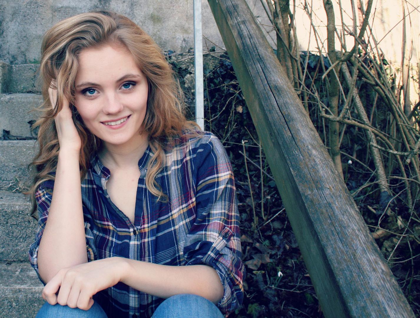 Einmal lächeln bitte ;)