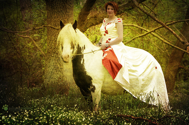 Einmal Prinzessin sein ;-)