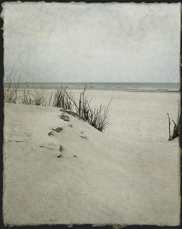 Einmal Sand