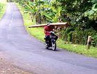 Einmannbetrieb auf Bali