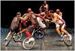 Einrad-Basketball