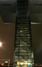 Eins der drei Kranhäuser in Köln (24.02.2012)