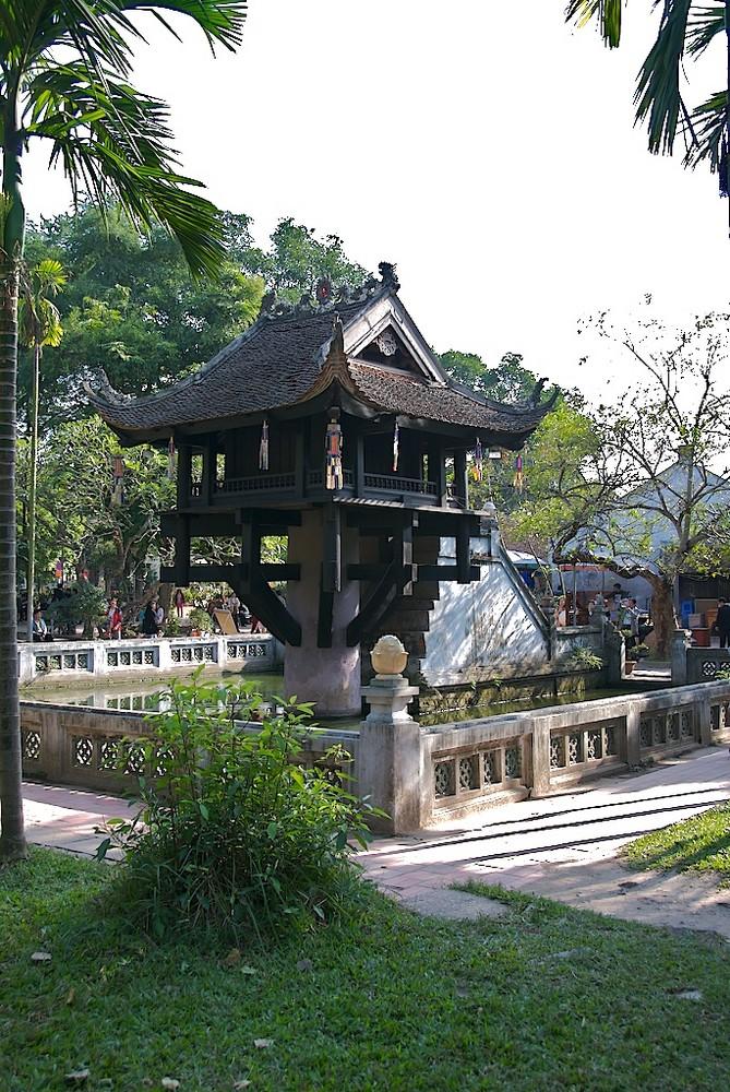 Einsäule Pagoda