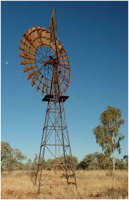 Einsam im Outback