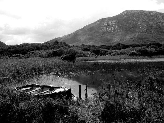 Einsam in Irland