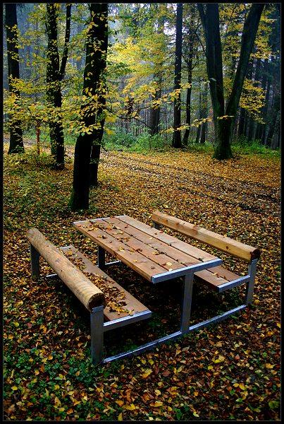 Einsam und verlassen ...