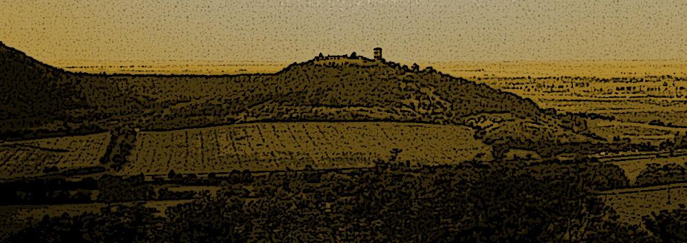 einsame Burg
