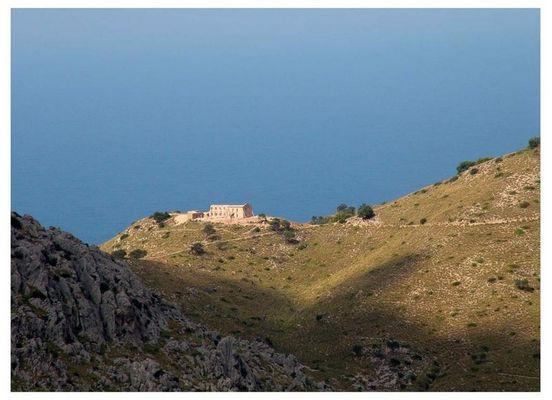 Einsame Ecke gibts auch auf Mallorca