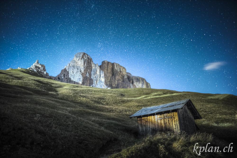 * Einsame Hütte *