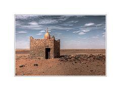 Einsame Moschee