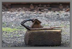 einsamer Schuh