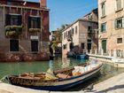 Einsames Eckchen in Venedig