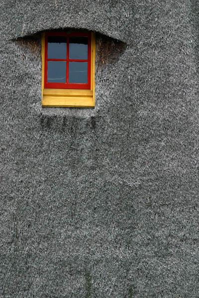 Einsames Fenster