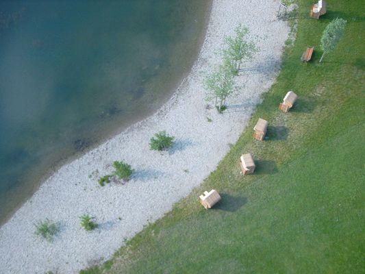 Einsames Ufer