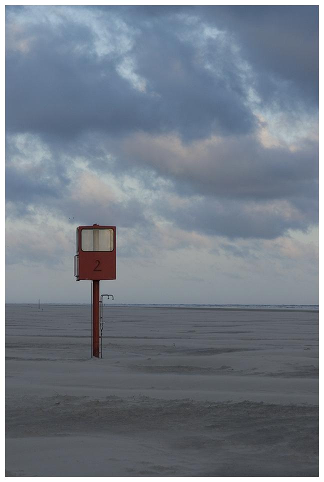 Einsamkeit am Strand 2
