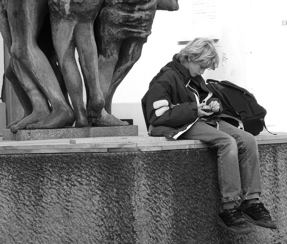 Einsamkeit der Stadt