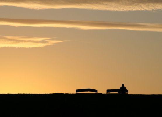 Einsamkeit genießen