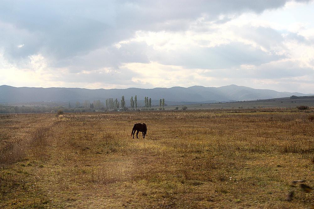 Einsamkeit und Weite in den Ostkarpaten