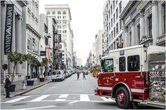 Einsatz in San Francisco