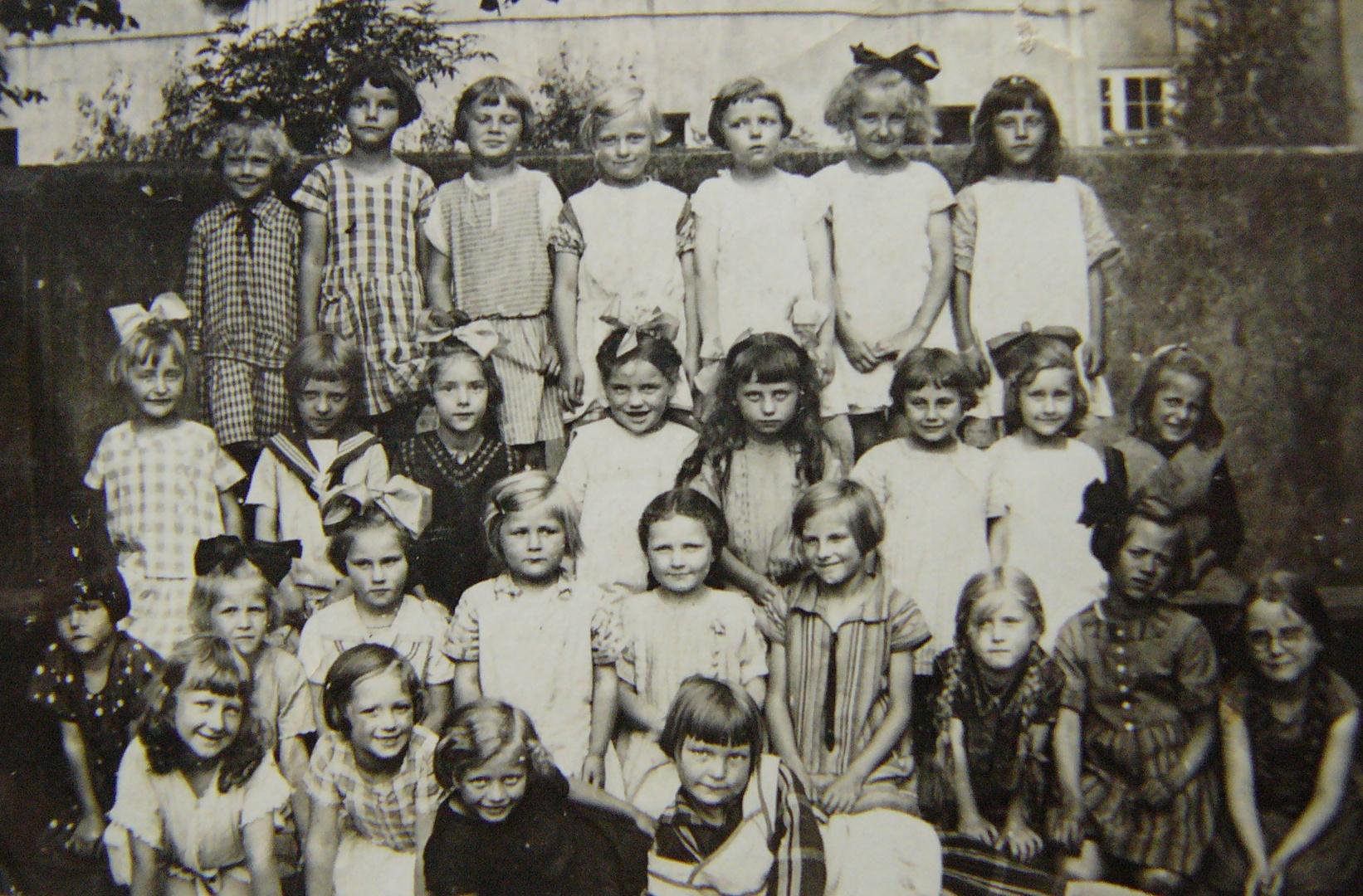 Einschulung 1927