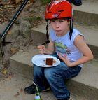 Einschulungskind in Georgsmarienhütte