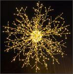 Einst leuchtete am Firmament, ein Stern gar hell, er strahlte weit.....