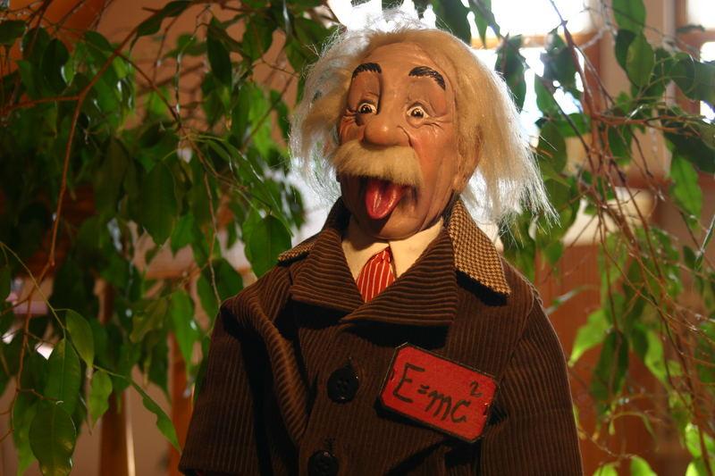 Einstein mein Freund