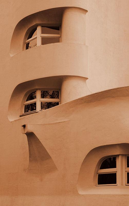 Einsteinturm Close-Up