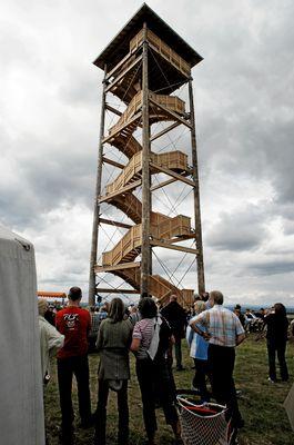 Einweihung Heimbergturm