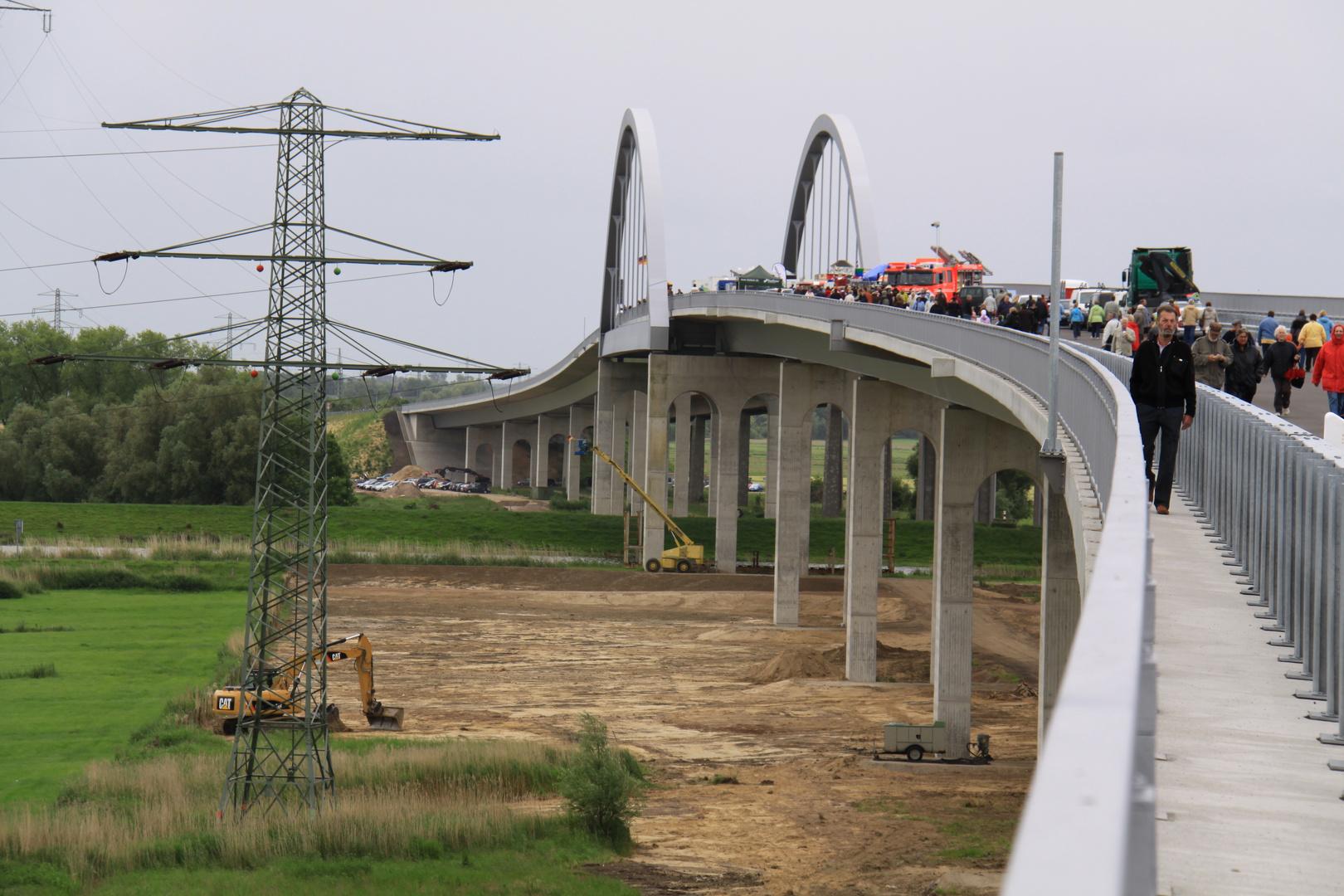 Einweihung Störbrücke Juni 2010