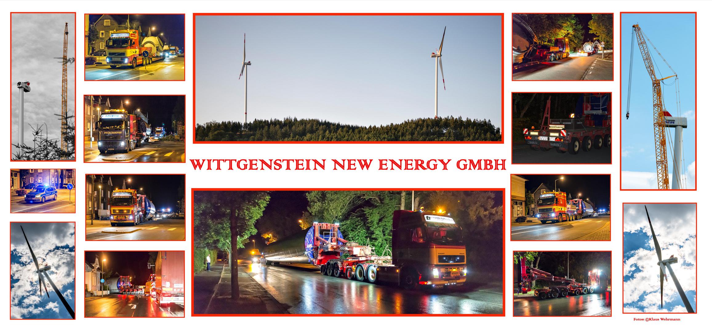 Einweihung Windpark Bad Laasphe