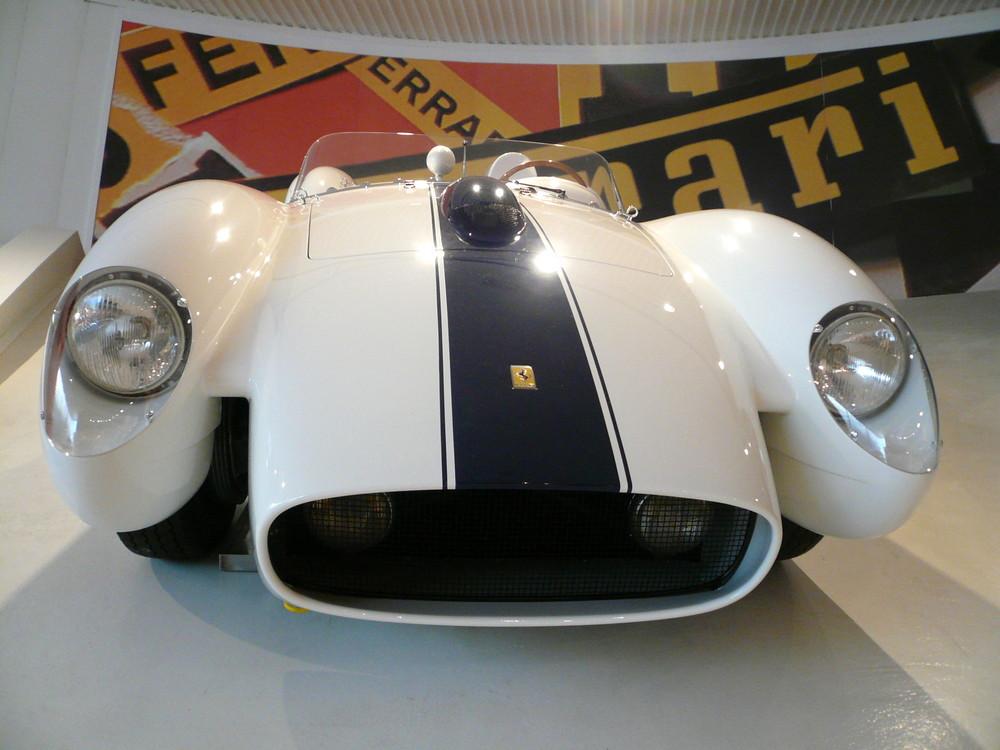 einzigartiger Ferrari