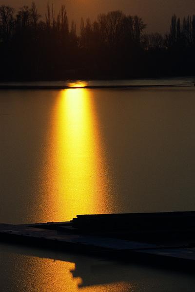 Eis in der Morgensonne #2
