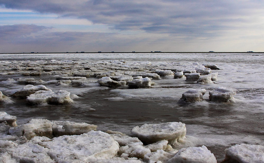 Eis - Meer