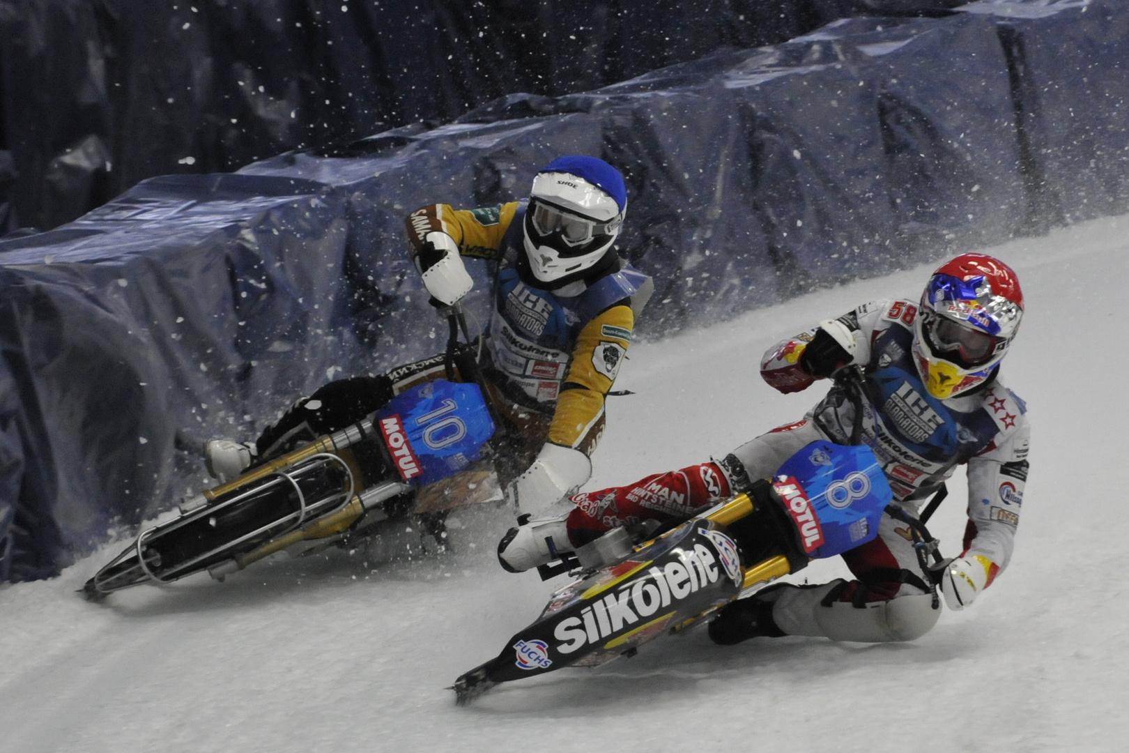 Eis-Speedway Inzell WM 2013 - 01
