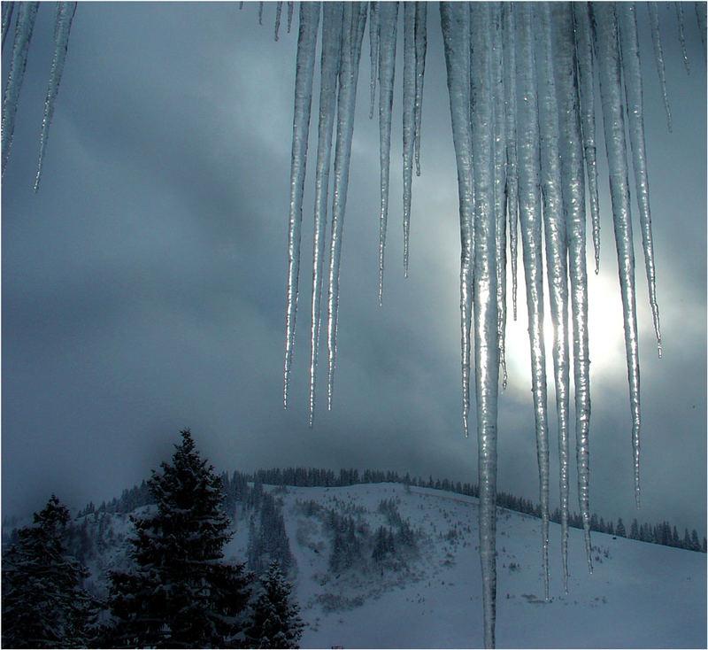 Eis und Licht