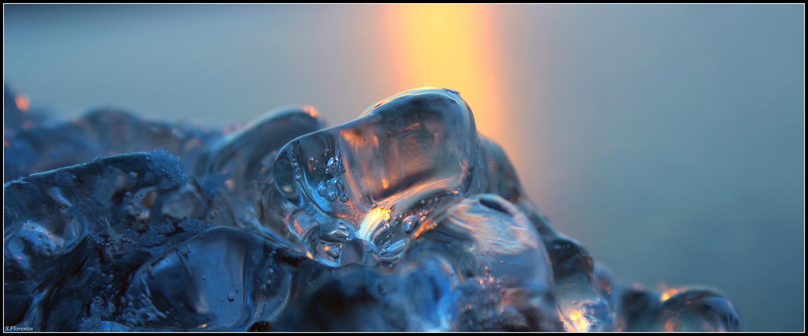 Eis und Sonne