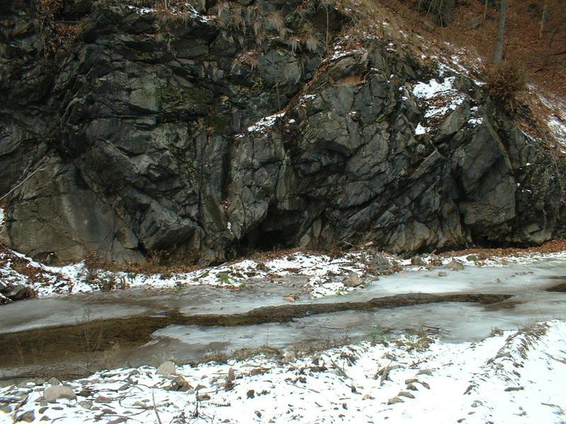 Eis und Stein